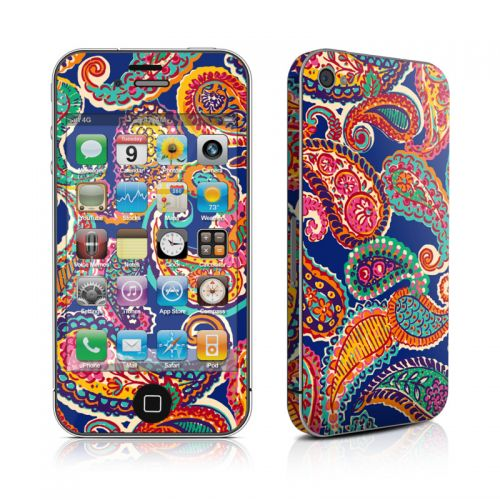 Gracen Paisley iPhone 4s Skin