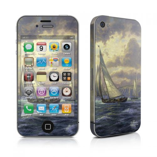 New Horizons iPhone 4s Skin