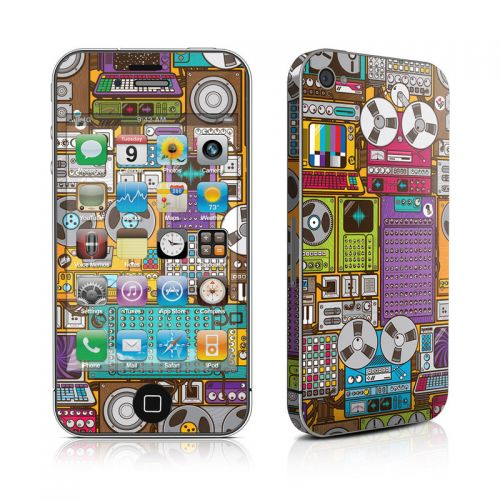 In My Pocket iPhone 4s Skin