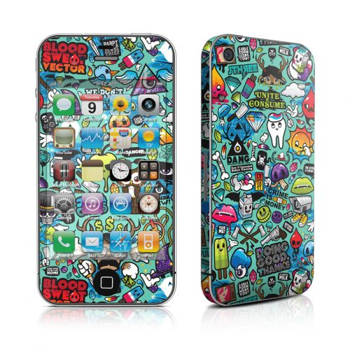 Jewel Thief iPhone 4s Skin