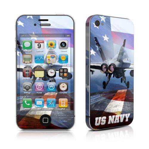 Launch iPhone 4s Skin