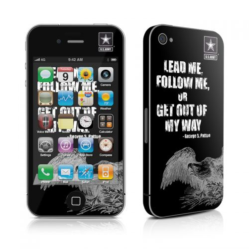 Lead Me iPhone 4s Skin