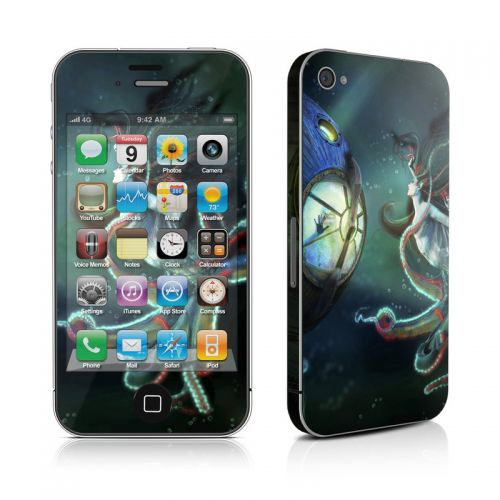 20000 Leagues iPhone 4s Skin