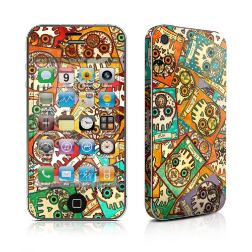 Loteria Scatter iPhone 4s Skin