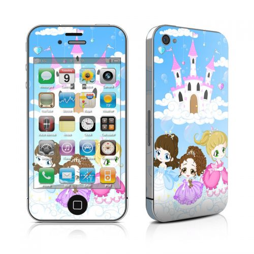 Little Princesses iPhone 4s Skin