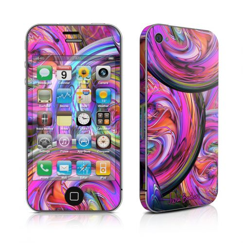 Marbles iPhone 4s Skin