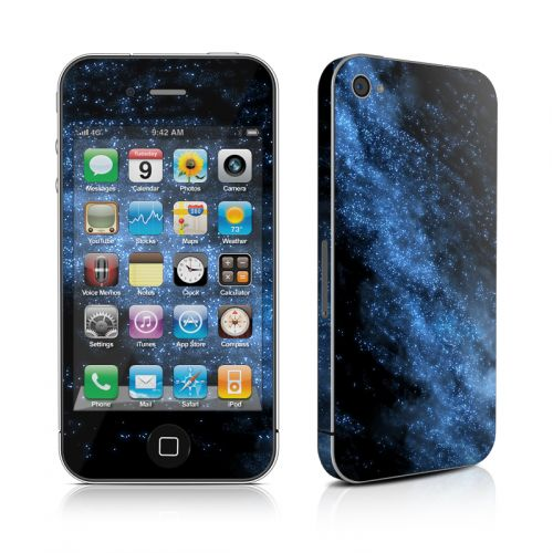 Milky Way iPhone 4s Skin