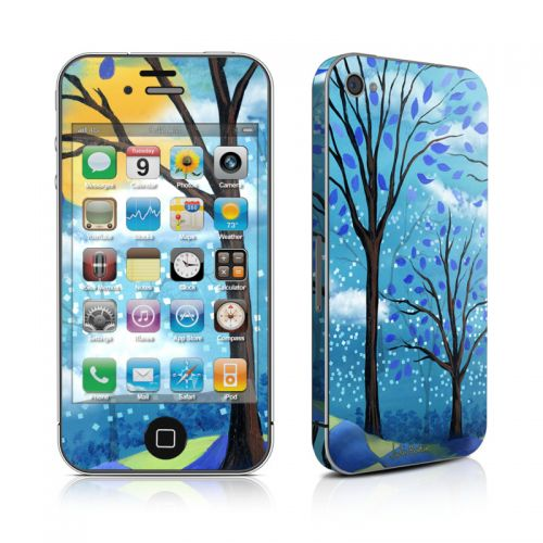 Moon Dance Magic iPhone 4s Skin