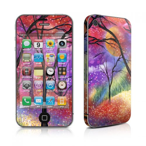 Moon Meadow iPhone 4s Skin