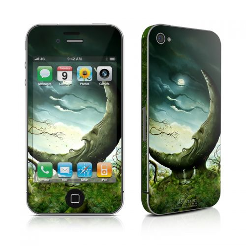 Moon Stone iPhone 4s Skin