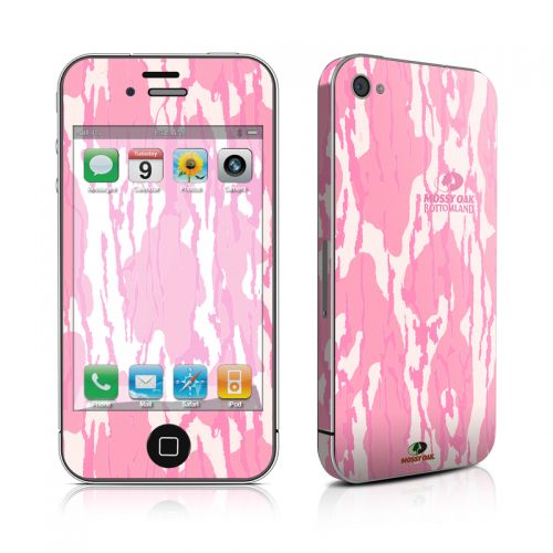New Bottomland Pink iPhone 4s Skin