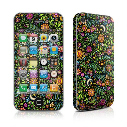 Nature Ditzy iPhone 4s Skin