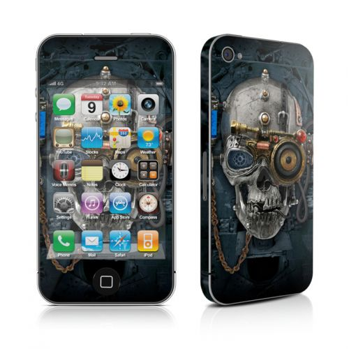 Necronaut iPhone 4s Skin