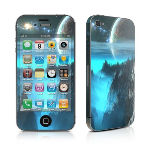 Path To The Stars iPhone 4s Skin