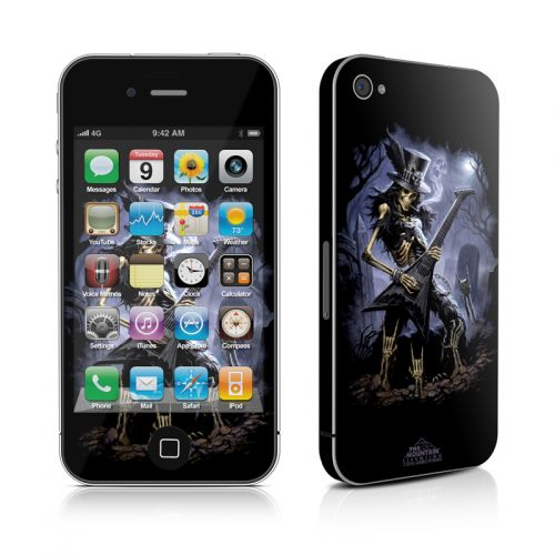 Play Dead iPhone 4s Skin