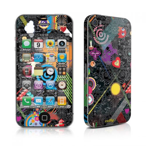 Play Time iPhone 4s Skin