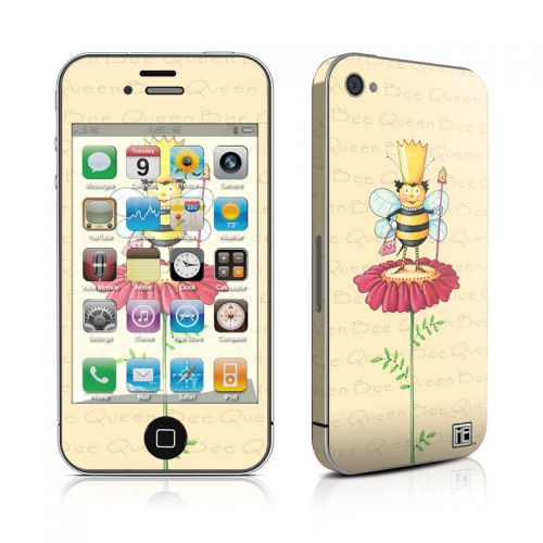 Queen Bee iPhone 4s Skin