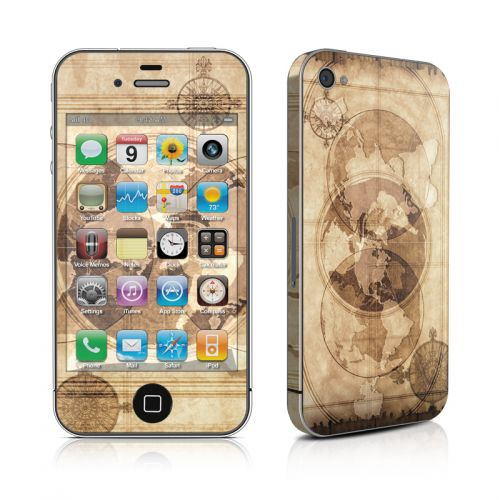 Quest iPhone 4s Skin
