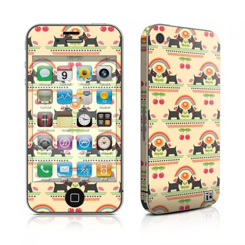 Scotties iPhone 4s Skin