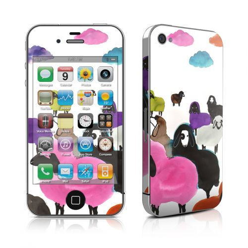 Sheeps iPhone 4s Skin