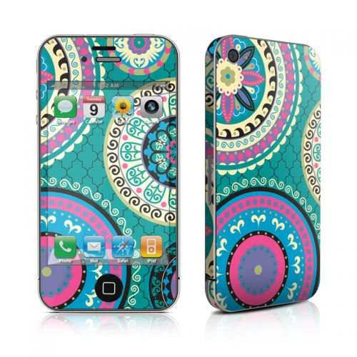 Silk Road iPhone 4s Skin