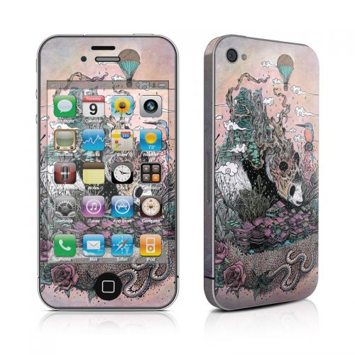 Sleeping Giant iPhone 4s Skin