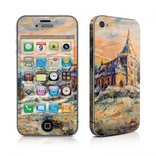 Snow Landscape iPhone 4s Skin