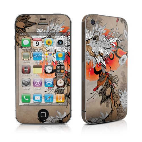 Sonnet iPhone 4s Skin