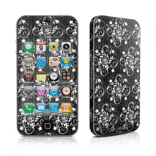 Sophisticate iPhone 4s Skin