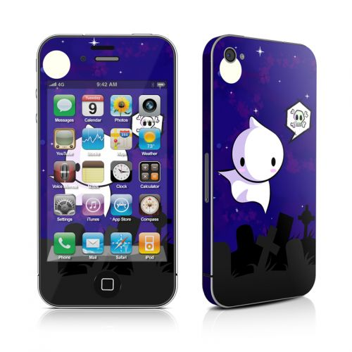 Spectre iPhone 4s Skin