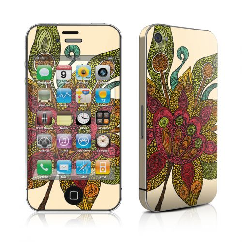 Spring Flower iPhone 4s Skin