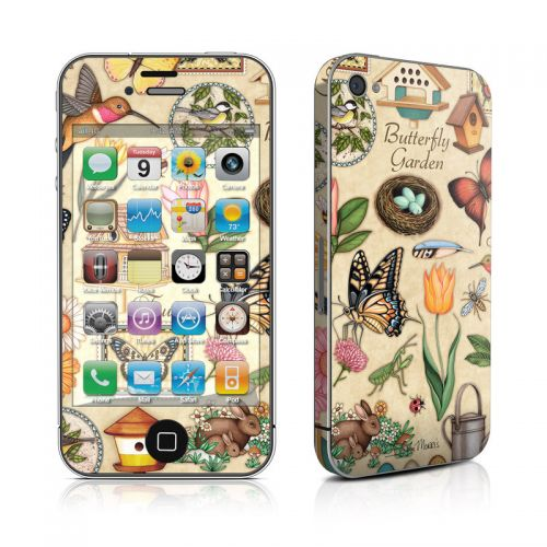 Spring All iPhone 4s Skin