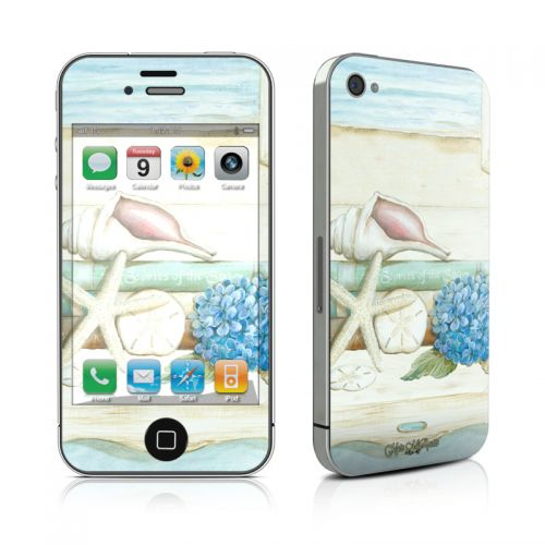 Stories of the Sea iPhone 4s Skin