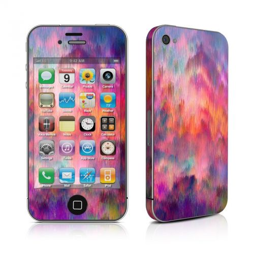 Sunset Storm iPhone 4s Skin