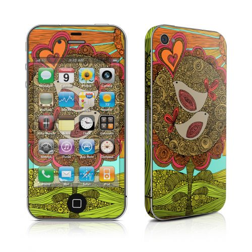 Sunshine iPhone 4s Skin