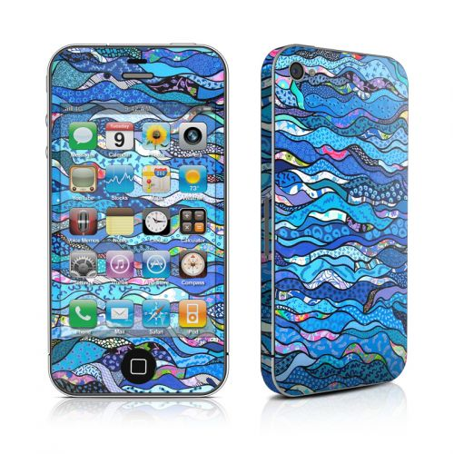 The Blues iPhone 4s Skin