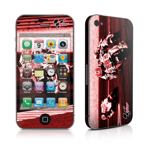 Throttle iPhone 4s Skin