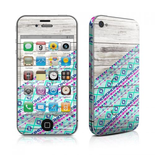 Traveler iPhone 4s Skin