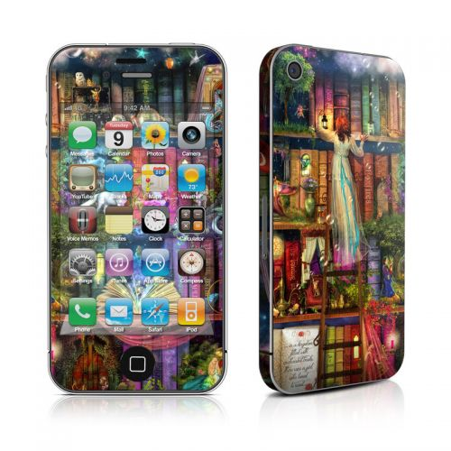 Treasure Hunt iPhone 4s Skin