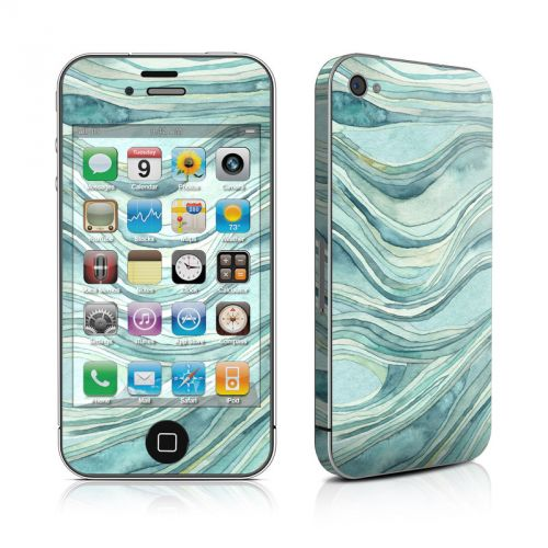 Waves iPhone 4s Skin