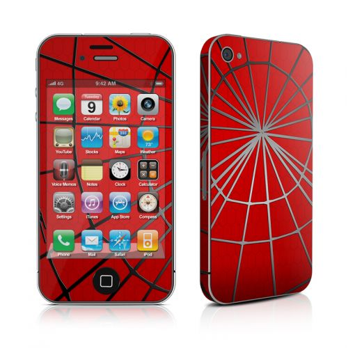 Webslinger iPhone 4s Skin