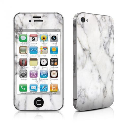 White Marble iPhone 4s Skin
