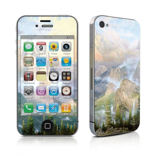 Yosemite Valley iPhone 4s Skin