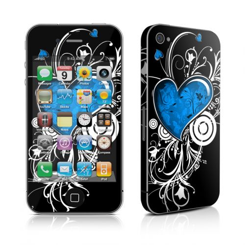 Your Heart iPhone 4s Skin