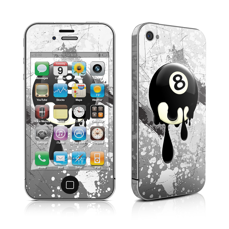 8Ball iPhone 4 Skin