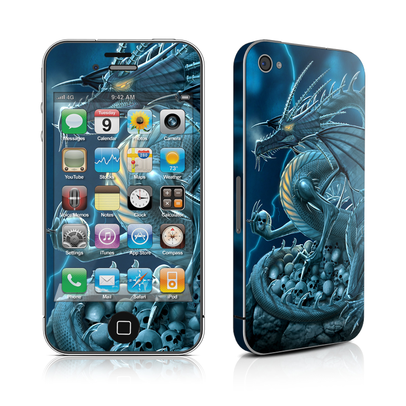 Abolisher iPhone 4 Skin