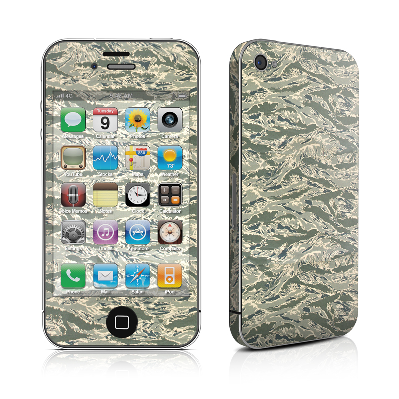 ABU Camo iPhone 4 Skin