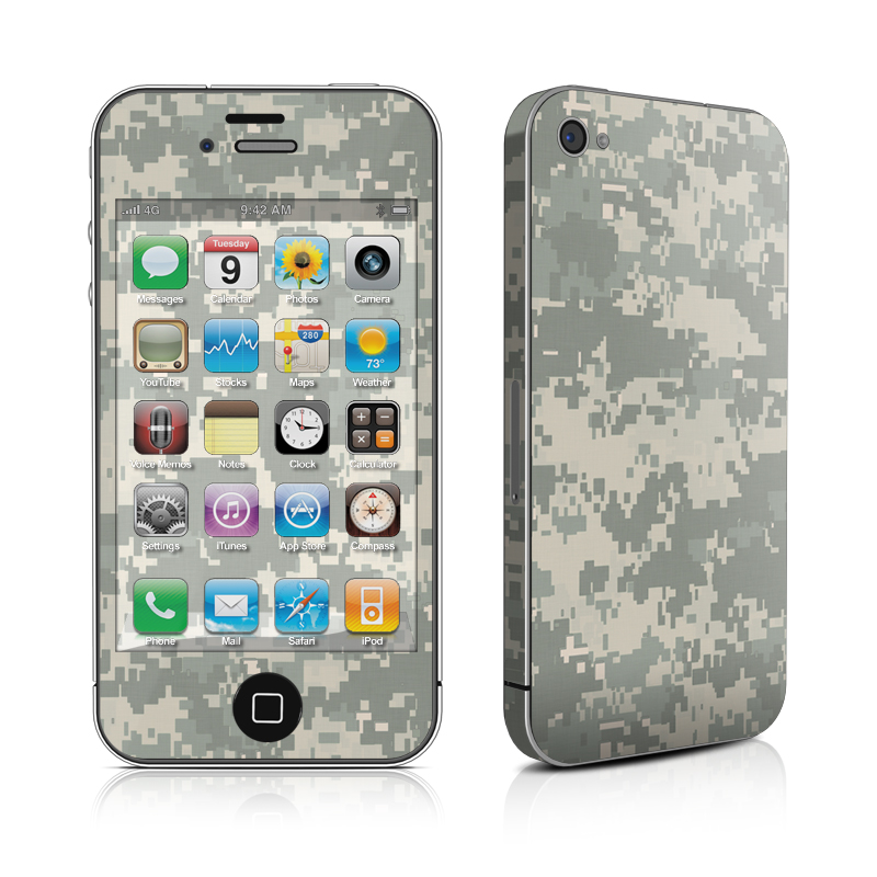 ACU Camo iPhone 4s Skin