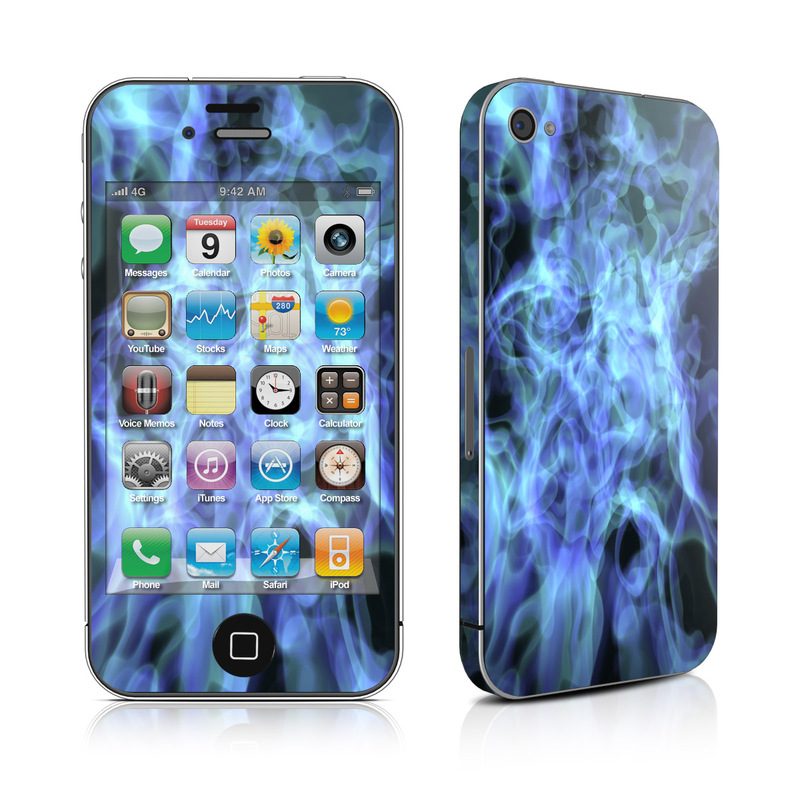 Absolute Power iPhone 4s Skin