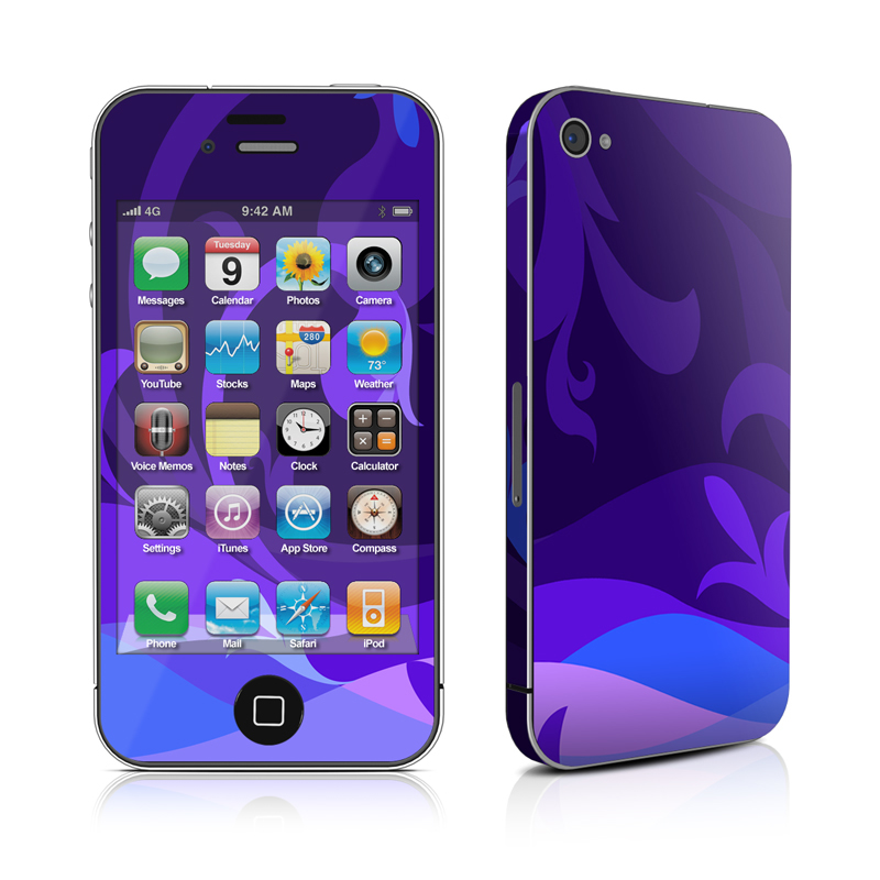 Arabian Night iPhone 4 Skin